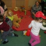 Stay and Play Friday Mornings 9.15 to 10.30am
