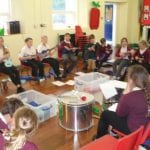 Music with Mrs Hughes
