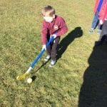 Class 1 Ball Skills at Frosterley